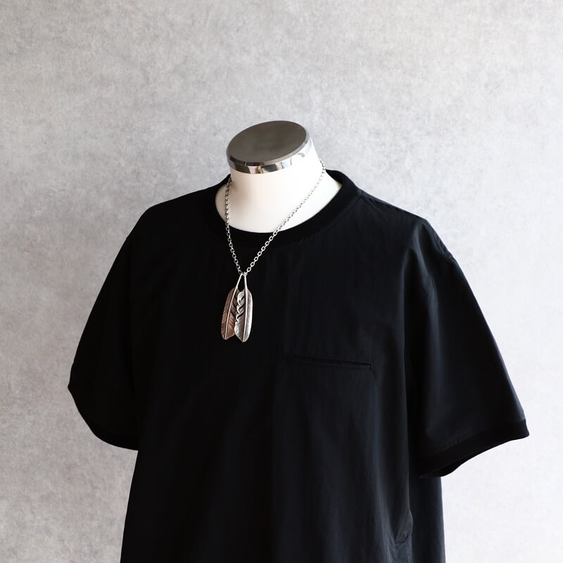 hemlock ヘムロック Feather Top L フェザートップ L ネックレス