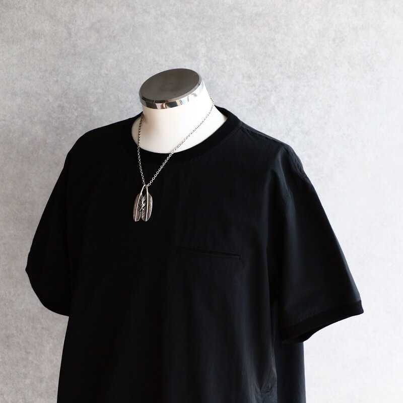 hemlock ヘムロック Feather Top S フェザートップ S ネックレス