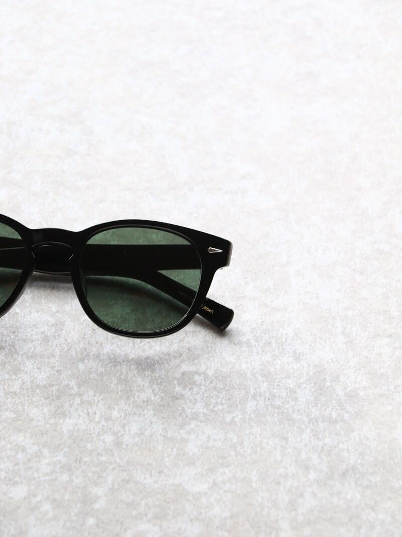 kearny カーニー wellington ウェリントン セルロイド眼鏡 サングラス Black