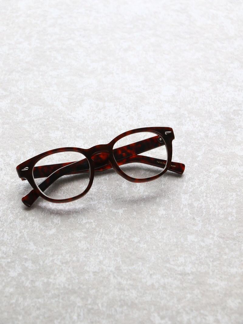 kearny カーニー wellington ウェリントン セルロイド眼鏡 Chocolate demi