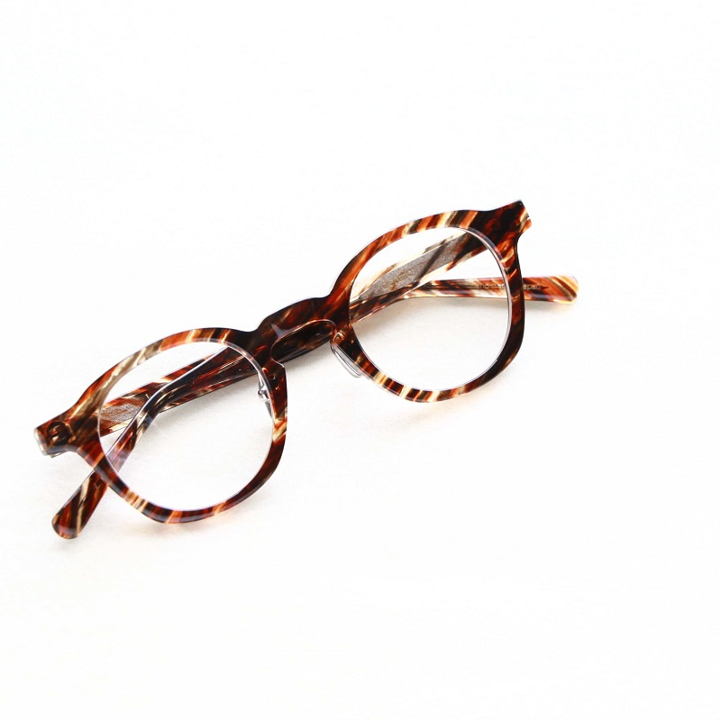 kearny カーニー dearie ディアリー セルロイド眼鏡 Mixed colors