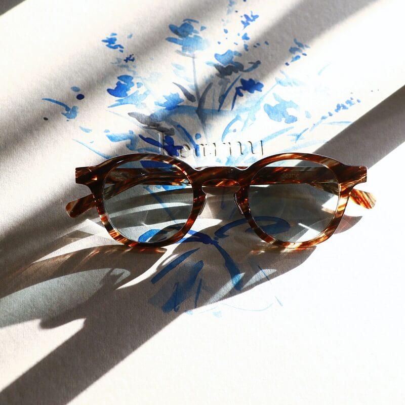 kearny カーニー dearie ディアリー セルロイド眼鏡 サングラス Mixed colors