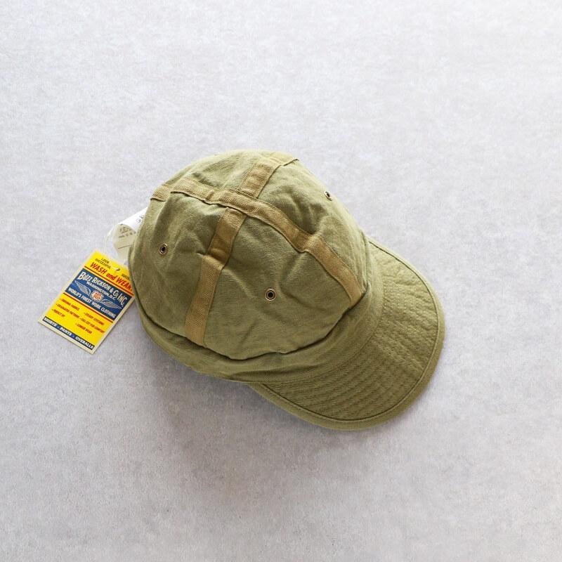 Buzz Rickson's バズリクソンズ HATS,HERRINGBONE TWILL CAP HBT アーミーキャップ BR02669