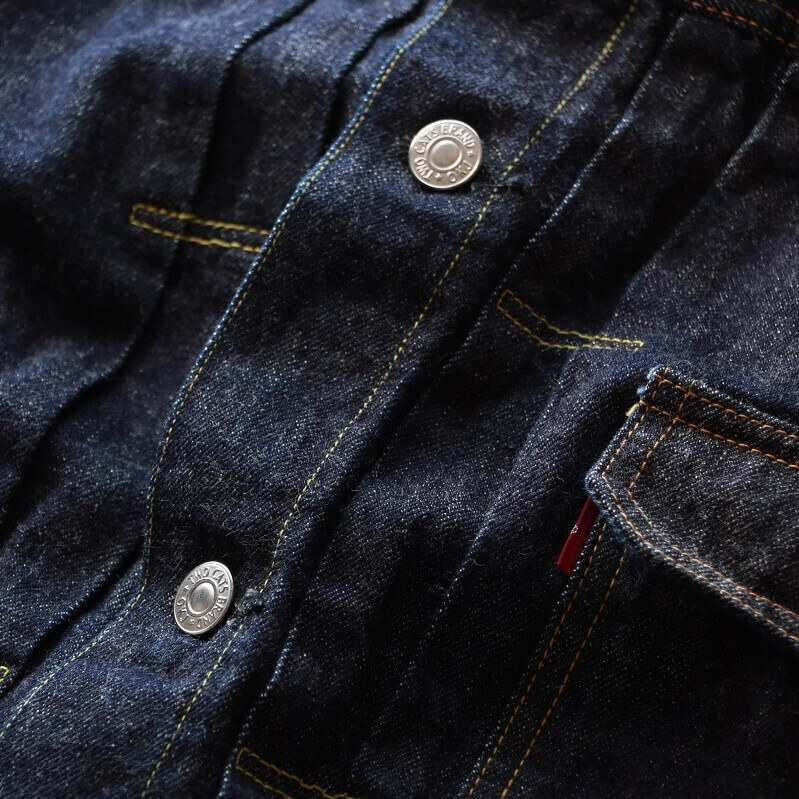 TCB jeans TCBジーンズ TCB 30's Jacket デニムジャケット 1st