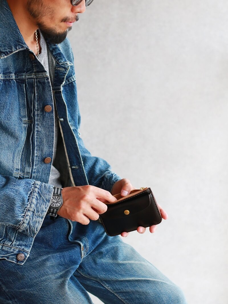 Vintage Works ヴィンテージワークス Leather Wallet クロムエクセルウォレット VWSW-04