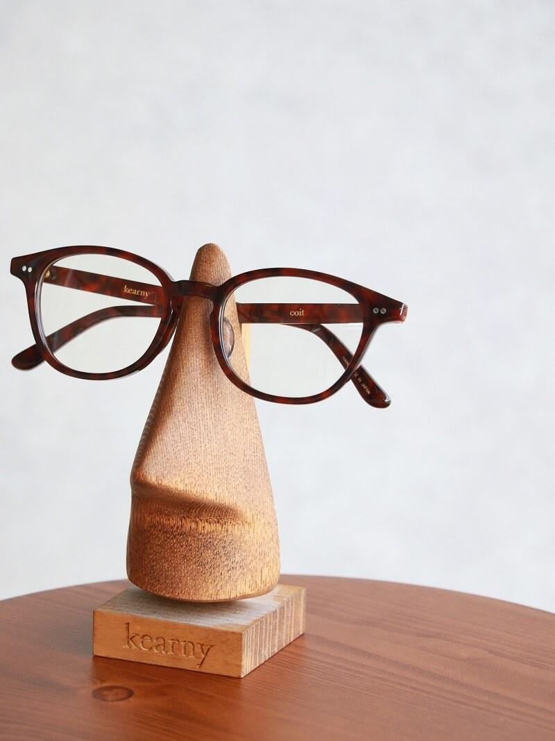 kearny カーニー coit コイト セルロイド眼鏡 Chocolate demi