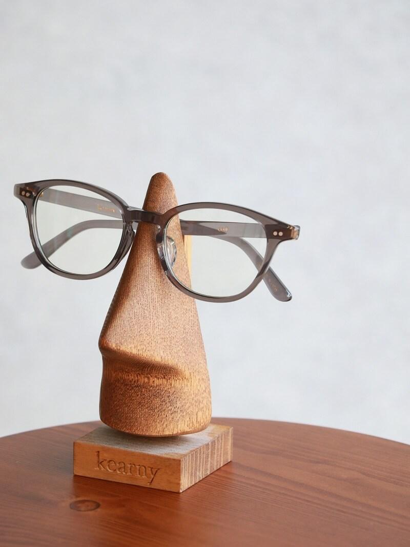 kearny カーニー coit コイト セルロイド眼鏡 Clear Gray