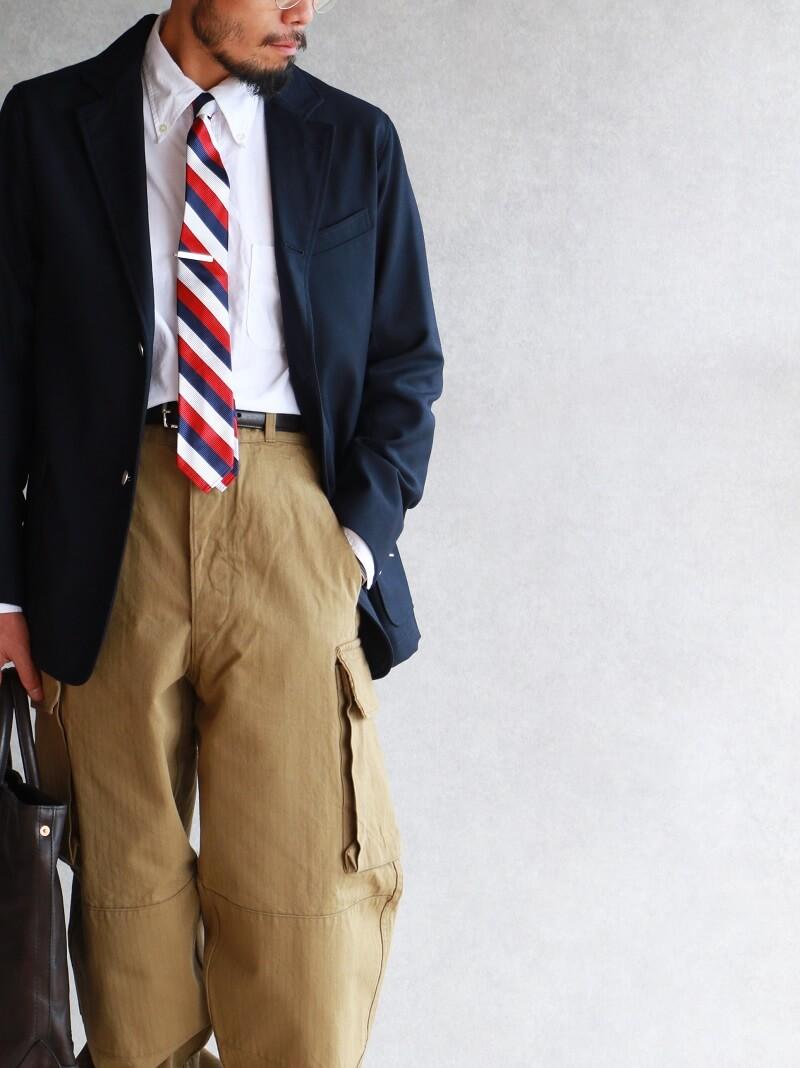 WORKERS ワーカーズ Navy Wool Blazer ネイビーウールブレザー
