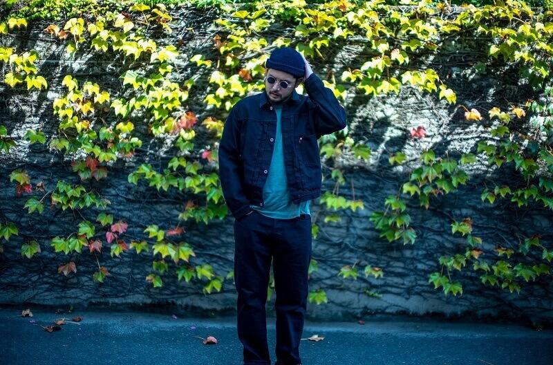 TCB jeans TCBジーンズ S40's Jeans Black & Black 大戦モデル ジーンズ ブラックデニム Qurious